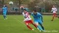 05.11.2016 - Fußball Rot-Weiß Darmstadt - Hessen Dreieich, Zeki Ech Chad (RW), Tino Lagastor (HD), v. li. ** foto © thomas zöller ** foto ist honorarpflichtig! ** auf anfrage in hoeherer qualitaet/aufloesung