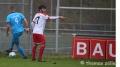 05.11.2016 - Fußball Rot-Weiß Darmstadt - Hessen Dreieich, Mirkan Kara (RW/17) ** foto © thomas zöller ** foto ist honorarpflichtig! ** auf anfrage in hoeherer qualitaet/aufloesung