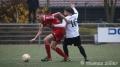 05.11.2016 - Fußball Viktoria Griesheim - Sportfreunde Seligenstadt, Patrick Hilser (S), Ediz Davulcu (G), v. li. ** foto © thomas zöller ** foto ist honorarpflichtig! ** auf anfrage in hoeherer qualitaet/aufloesung