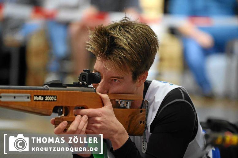 23.02.2018 - SPORTHÜBNER BIATHLONRUN  ** foto © thomas zöller ** foto ist honorarpflichtig! ** auf anfrage in hoeherer qualitaet/aufloesung
