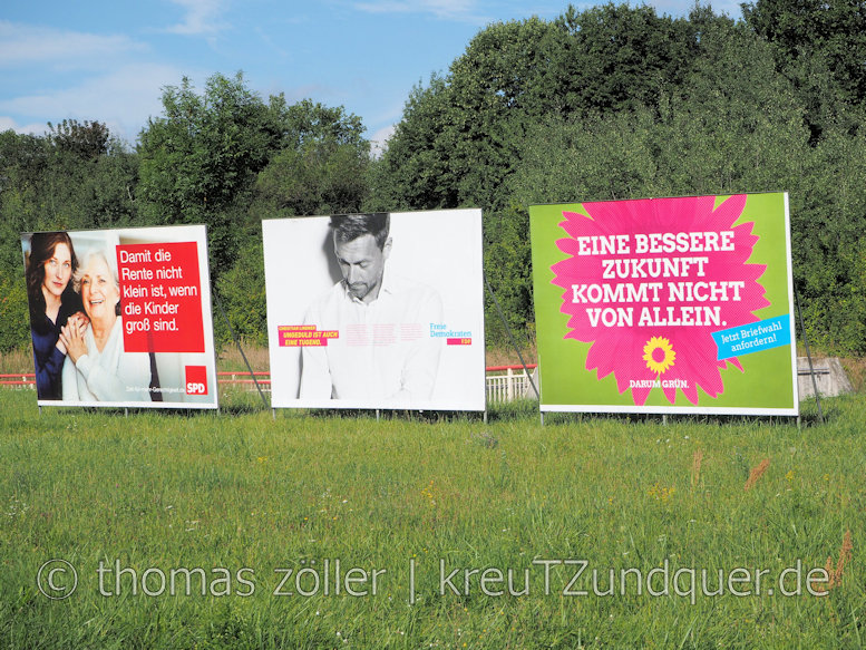 292|365 # 12. august 2017 # wahlkampf